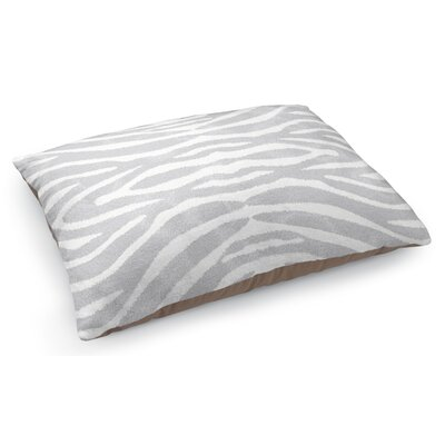 Safari Pet Pillow Color: Blue
