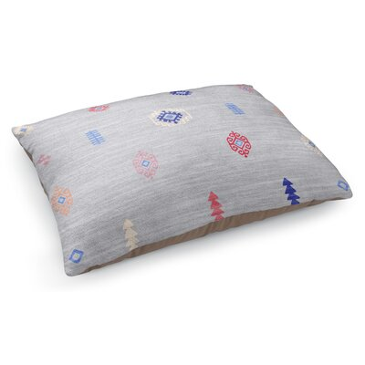 Barroui Pet Pillow Color: Gray