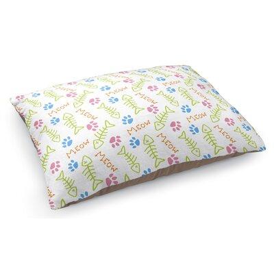 Doodle Cat Pillow