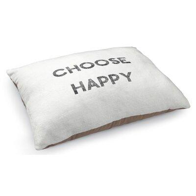 Choose Happy Pet Pillow