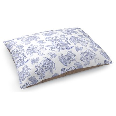 Paisley Distressed Pet Pillow