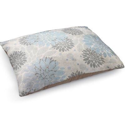 Bloom Pet Pillow Color: Blue