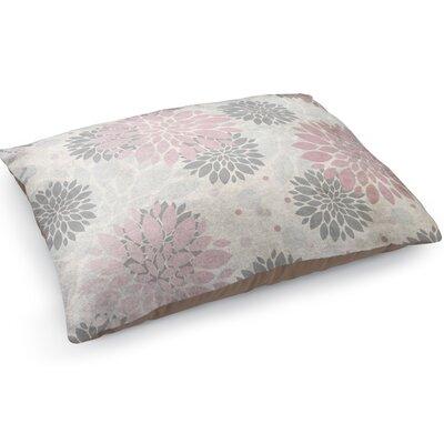 Bloom Pet Pillow Color: Pink