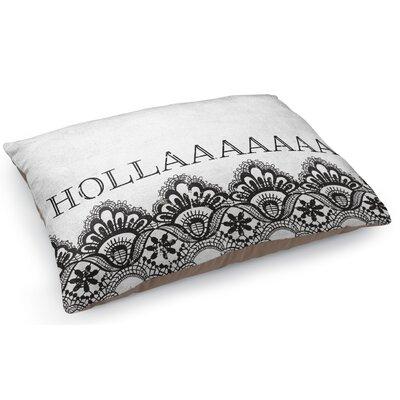 Hollaaaaaa Pet Pillow