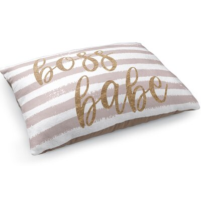 Boss Babe Pet Pillow