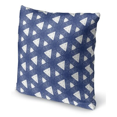 Hardin Throw Pillow Size: 16 H x 16 W x 6 D
