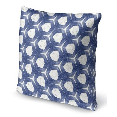 Donaldson Throw Pillow Size: 16 H x 16 W x 6 D