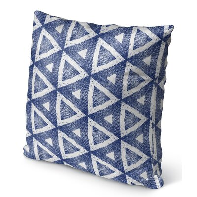 Allison Indoor/Outdoor Throw Pillow Size: 16 H x 16 W x 6 D