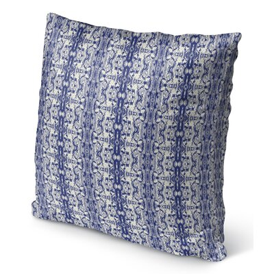 Diamanta Indoor/Outdoor Throw Pillow Size: 16 H x 16 W x 6 D