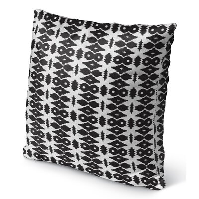 Didier Indoor/Outdoor Throw Pillow Size: 16 H x 16 W x 6 D
