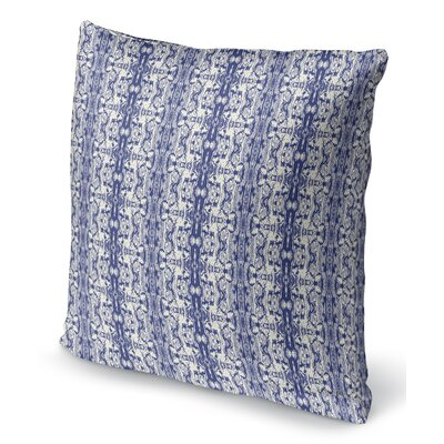 Diamanta Throw Pillow Size: 16 H x 16 W x 6 D