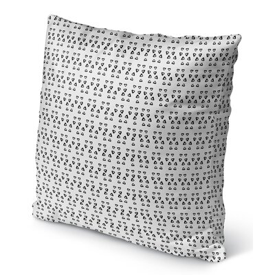 Ewing Indoor/Outdoor Throw Pillow Size: 16 H x 16 W x 6 D