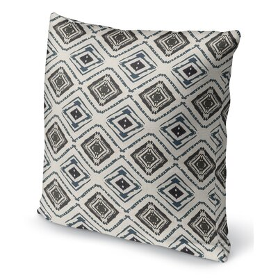 Bates Throw Pillow Size: 16 H x 16 W x 6 D