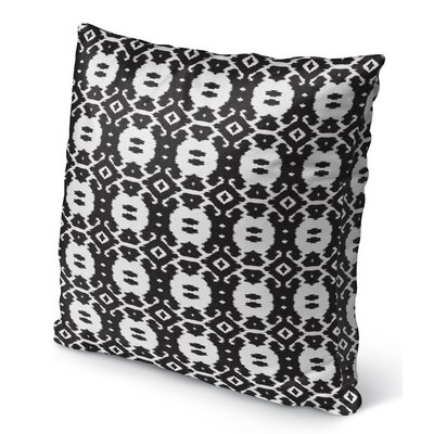 Devynn Indoor/Outdoor Throw Pillow Size: 16 H x 16 W x 6 D