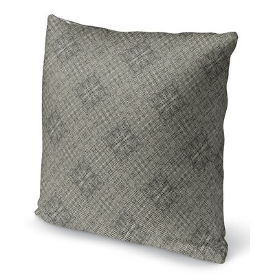 Miranda Throw Pillow Size: 16 H x 16 W x 6 D