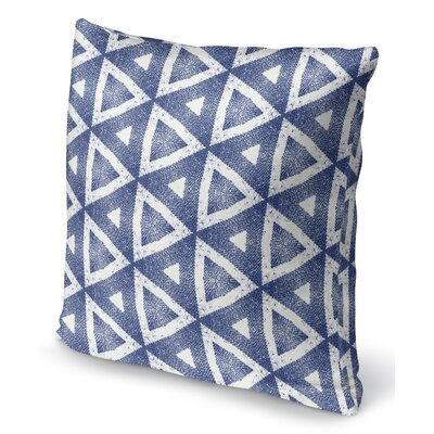 Allison Throw Pillow Size: 16 H x 16 W x 6 D