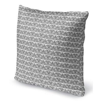 Graves Throw Pillow Size: 16 H x 16 W x 6 D