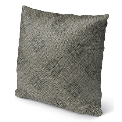 Miranda Square Indoor/Outdoor Throw Pillow Size: 16 H x 16 W x 6 D