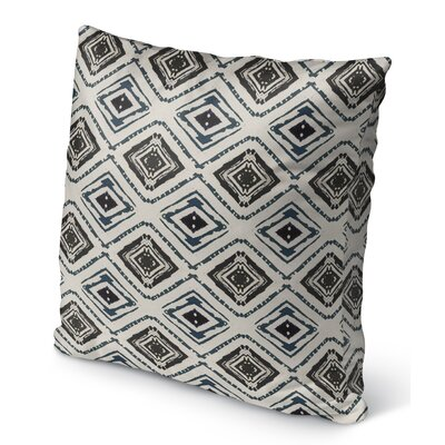 Bates Indoor/Outdoor Throw Pillow Size: 16 H x 16 W x 6 D