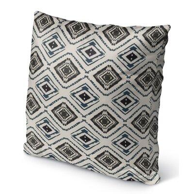 Bates Indoor/Outdoor Throw Pillow Size: 16 H x 16 W x 6 D