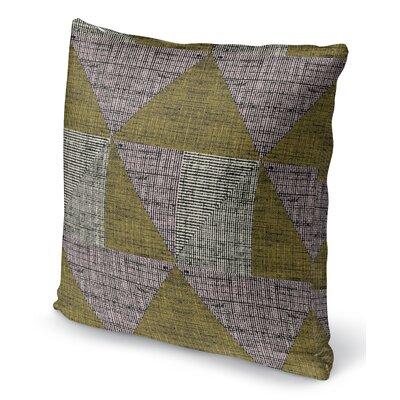Austin Textured Throw Pillow Size: 16 H x 16 W x 6 D