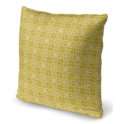 Dian Throw Pillow Size: 16 H x 16 W x 6 D