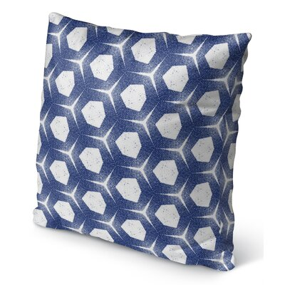 Donaldson Indoor/Outdoor Throw Pillow Size: 16 H x 16 W x 6 D