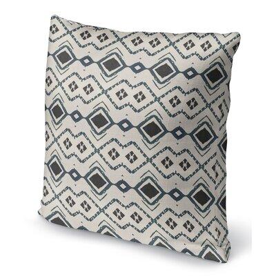 Arellano Throw Pillow Size: 16 H x 16 W x 6 D