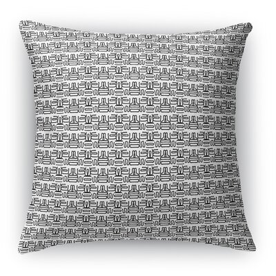 Graves Throw Pillow Size: 18 H x 18 W x 6 D