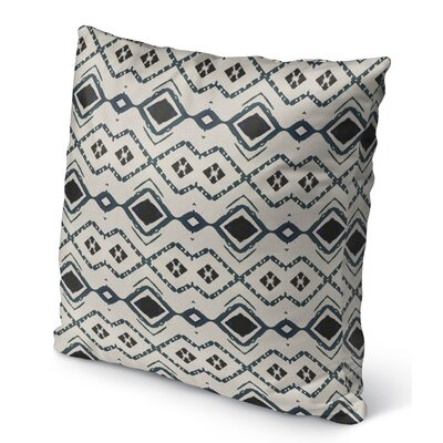 Arellano Indoor/Outdoor Throw Pillow Size: 16 H x 16 W x 6 D