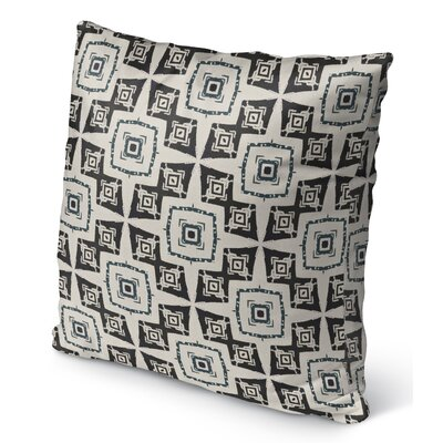 Dillon Indoor/Outdoor Throw Pillow Size: 16 H x 16 W x 6 D