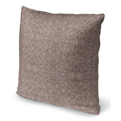 Dezirae Throw Pillow Size: 16 H x 16 W x 6 D