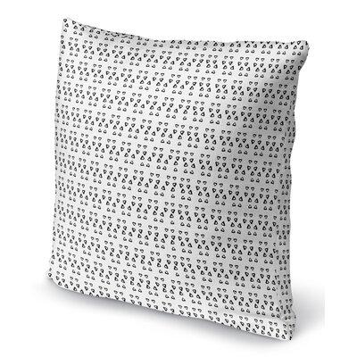 Ewing Throw Pillow Size: 16 H x 16 W x 6 D