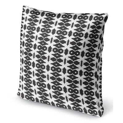 Didier Throw Pillow Size: 16 H x 16 W x 6 D