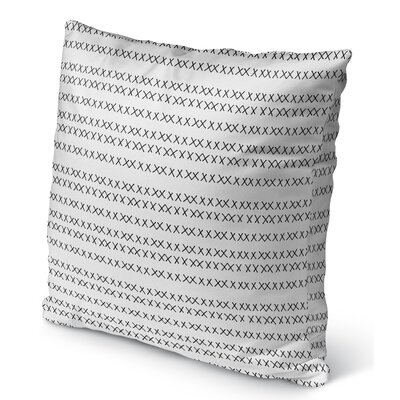 Dufferin Indoor/Outdoor Throw Pillow Size: 16 H x 16 W x 6 D