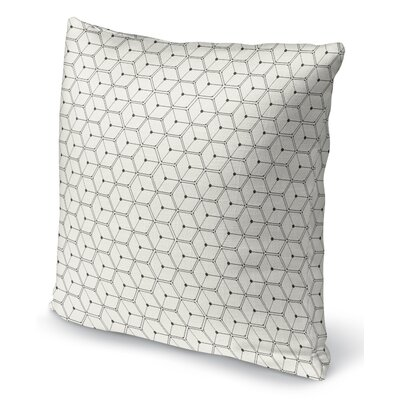 Velez Throw Pillow Size: 16 H x 16 W x 6 D