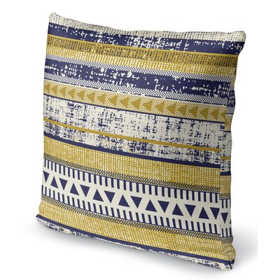 Crawford Throw Pillow Size: 16 H x 16 W x 6 D