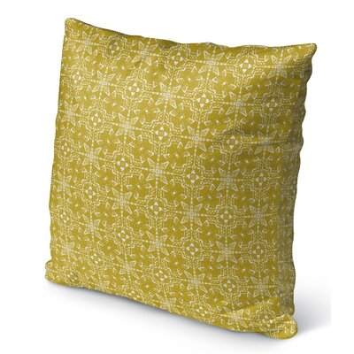 Dian Indoor/Outdoor Throw Pillow Size: 16 H x 16 W x 6 D