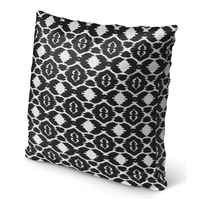 Diahann Indoor/Outdoor Throw Pillow Size: 16 H x 16 W x 6 D