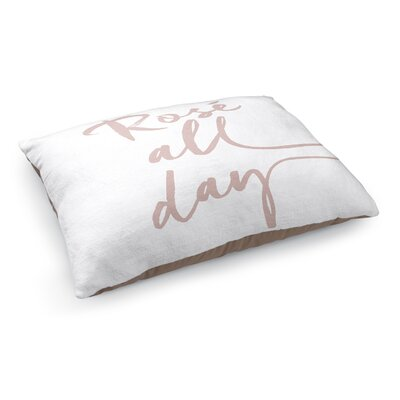 Rose All Day Pet Pillow