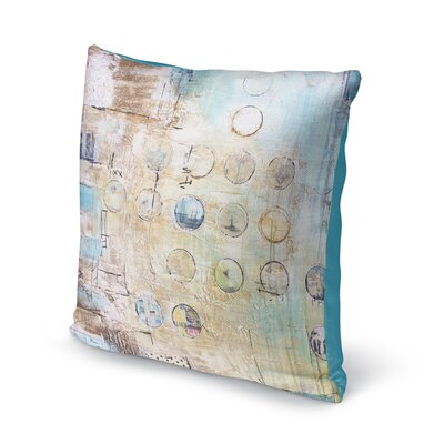 Curcio Indoor/Outdoor Throw Pillow Size: 16 H x 16 W x 8 D