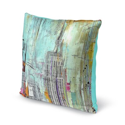 Charlotta Indoor/Outdoor Throw Pillow Size: 16 H x 16 W x 8 D