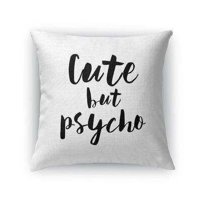 Mandala Indoor/Outdoor Throw Pillow Size: 16