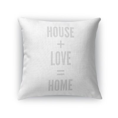 Durango Indoor/Outdoor Throw Pillow Size: 16 H x 16 W x 8 D