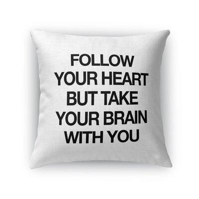 Charmine Indoor/Outdoor Throw Pillow Size: 16 H x 16 W x 8 D