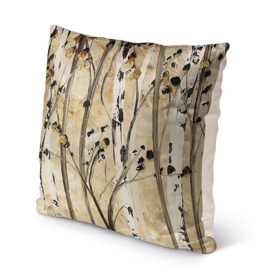 Ismenia Indoor/Outdoor Throw Pillow Size: 16 H x 16 W x 8 D