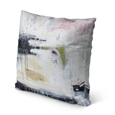 Hera Indoor/Outdoor Throw Pillow Size: 16 H x 16 W x 8 D