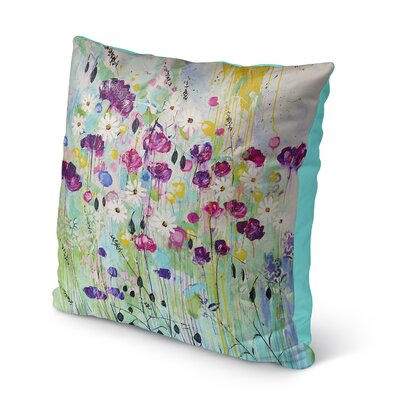 Cheree Indoor/Outdoor Throw Pillow Size: 16 H x 16 W x 8 D