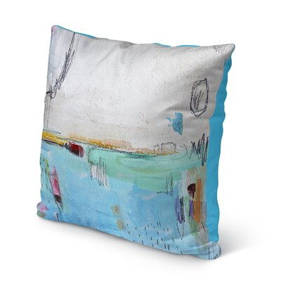 Aurelia Indoor/Outdoor Throw Pillow Size: 16 H x 16 W x 8 D