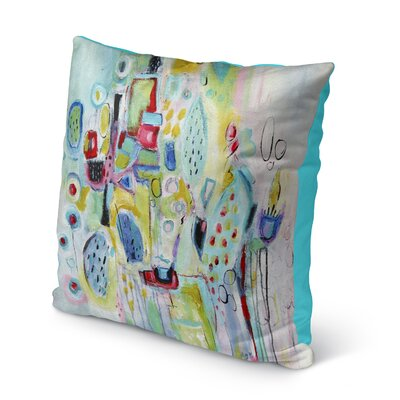 Chelsey Indoor/Outdoor Throw Pillow Size: 16 H x 16 W x 8 D